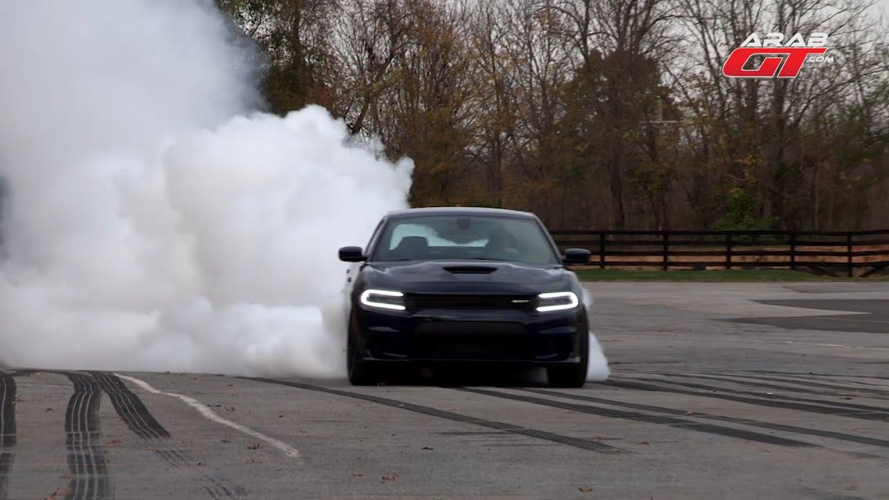 Dodge Charger Hellcat 2015 دودج تشارجر هيلكات Youtube