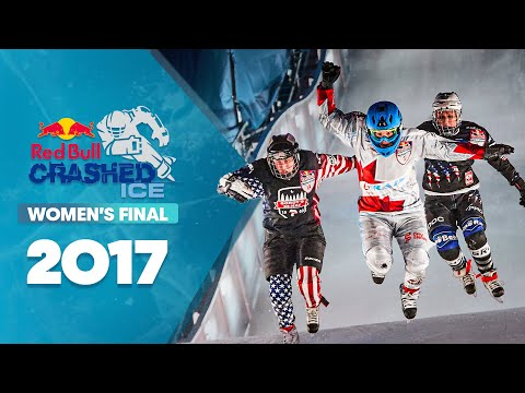 Crashed Ice Saint Paul: Women's Final | Red Bull Crashed Ice 2017