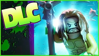 LEGO AQUAMAN Movie Level Pack 1 Ring Of Fire! (Lego DC Super Villains Season Pass)