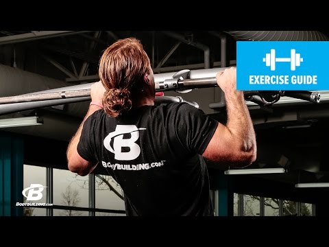 how-to-do-a-negative-pull-up-|-exercise-guide