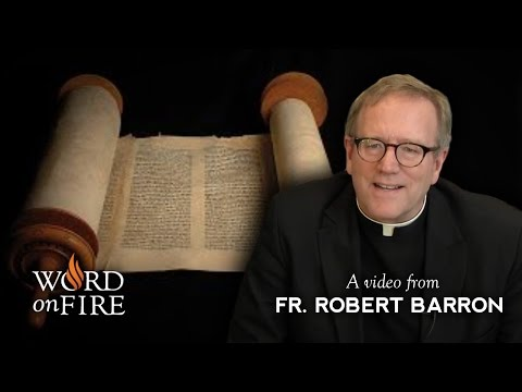 Bishop Barron on Israel, the Church, and the Law (Part 1 of 2)