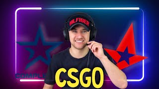 Complexity vs Astralis / Ставки на Спорт / CS GO