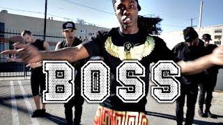 WilldaBeast - BOSS | @willdaBeast__ @timmilgram | immaBeast ft. Street Kingdom