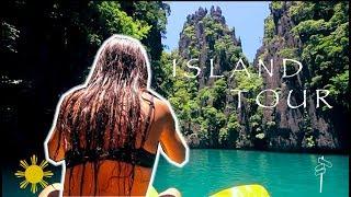 El Nido Island Tour A -  Willkommen im Paradies l Philippinen Vlog# 14