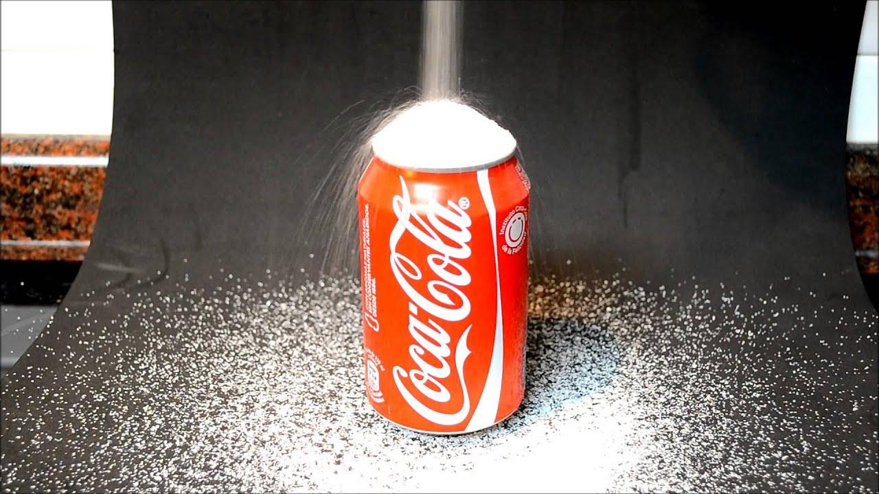 Cuanta cantidad de azúcar contiene la Coca Cola, refresco