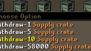 Opening 50 Wintertodt SUPPLY CRATES (after nerf)