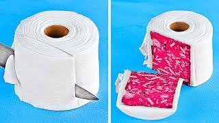 Hyperrealistic Illusion Cakes || Delicious DIY Dessert Ideas and Hacks