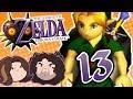 Zelda Majora's Mask: Bask In Their Glory - PART 13 - Game Grumps