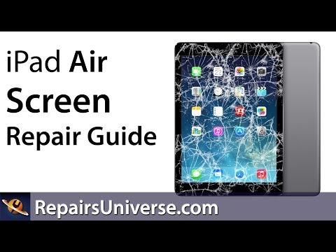 IPad Air Screen Replacement Repair Guide