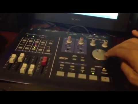 New recording studio Tascam us-224