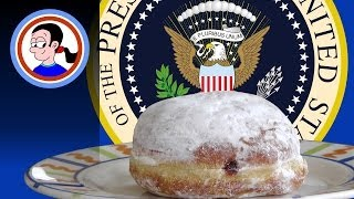 Ich bin ein Berliner! or: How edible was JFK?