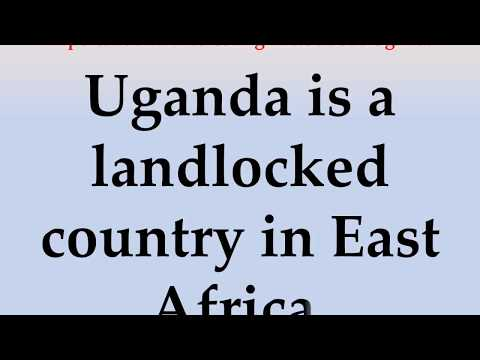 Important and Interesting Facts about Uganda