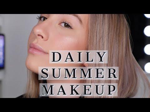 EVERYDAY SUMMER MAKEUP thumbnail
