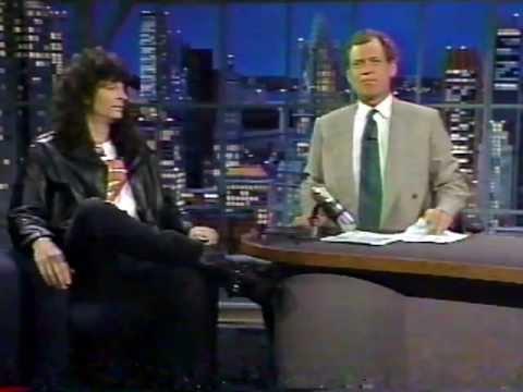 Stern On Letterman 1992
