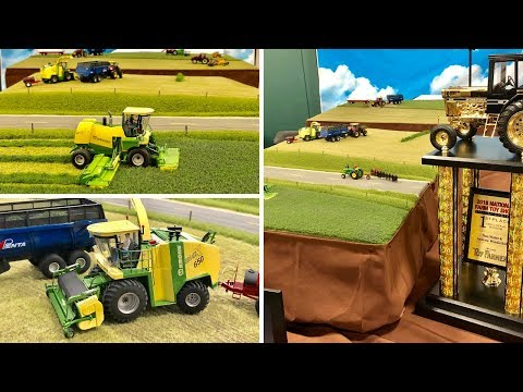 2018 National Farm Toy Show Display Contest Winner: Small Scale