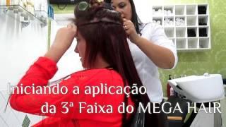 MEGA HAIR - Técnica: Micro Ponto Arabesko