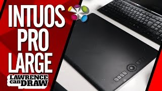 Intuos Pro Large + Pro Pen 2 ✏️✏️ Review