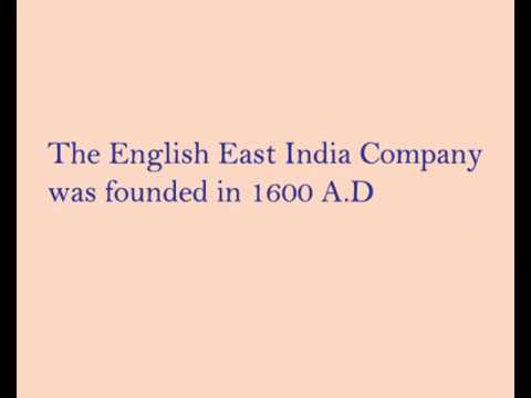 English East India Company