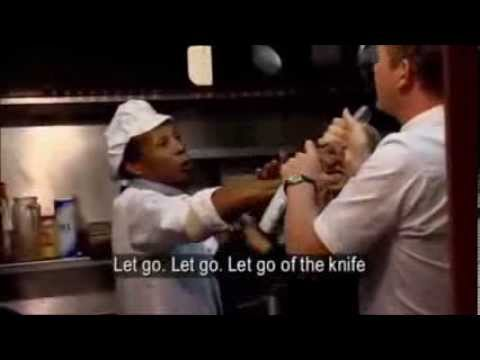 Gordon Ramsay VS. Brazilian Chef