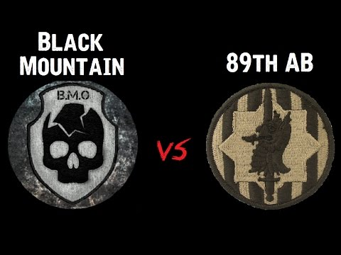 Black Mountain Operatives vs. 89th Airborne Battalion