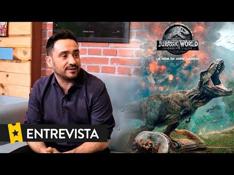 Entrevista a J.A. Bayona, director de 'Jurassic World: El reino caído' Mp3