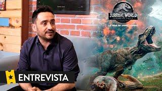 Entrevista A J.A. Bayona, Director De 'Jurassic World: El Reino Caído'