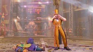 Street Fighter V × Random Clips - The Hand Shake of Fighting