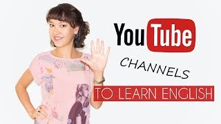 How to learn ENGLISH via YouTube | 5 Best channels