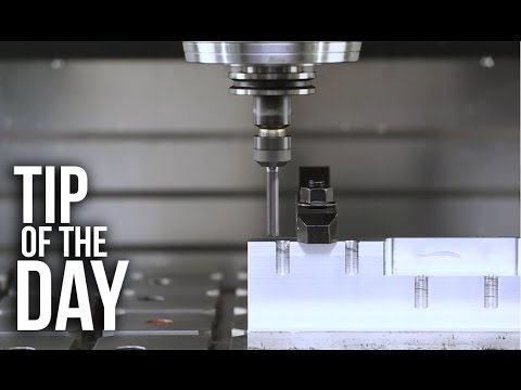 Avoid Disaster Using the Haas Single Block Function - Haas Automation Tip of the Day