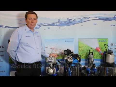Goulds BGR Series Pumps, Brown Bros Engineers