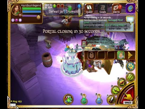 Arcane Legends 5th Birthday 50+ Grand Cake Opening [NO AUDIO]