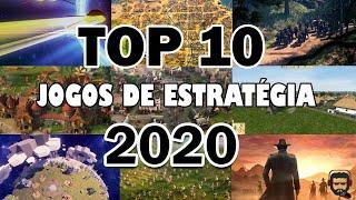 Top 10 Lançamentos de 2020 para PC: Simulação e Estratégia [Português PT-BR]