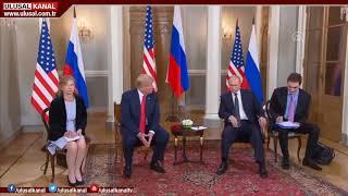 Rusya'dan ABD'ye 'hazırız' mesajı