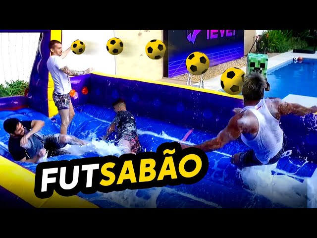FUTSABÃO DA GAMELAND