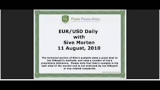 Forex Peace Army | Sive Morten Gold Daily 08.06.18