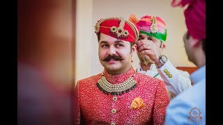 Wedding Film of Bhavyaraj Singh || Royal Rajput wedding || Rajputana Culture || Udaipur Wedding