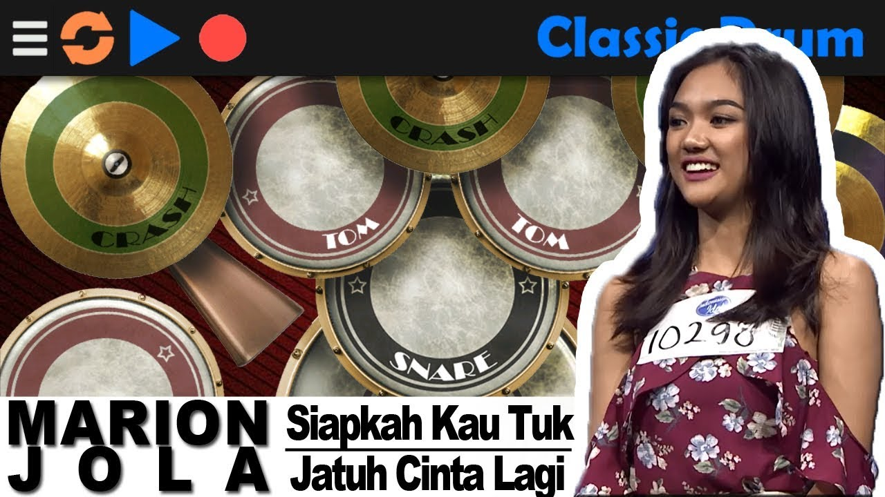 Marion Jola: Classy Drummer Ft Marion Jola