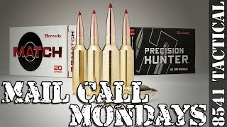 Mail Call Mondays Season 6 28 6.5 PRC, .224 Valkyrie and Reloading Troubleshooting