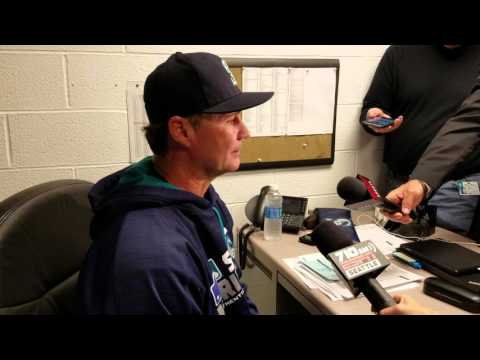 Scott Servais 4 21 16 after 10-7 win over Indians