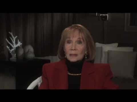 Katherine Helmond discusses the importance of women on