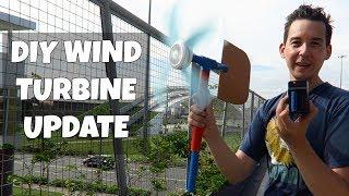 DIY Wind Turbine Update thumbnail