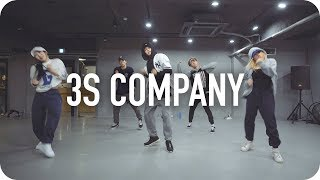 3's Company - Snoop Dogg ft. Chris Brown & OT Genesis / Junsun Yoo Choreography