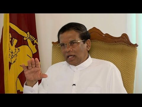 President Maithripala Sirisena Interview 2016.03.27  - Tamil Version