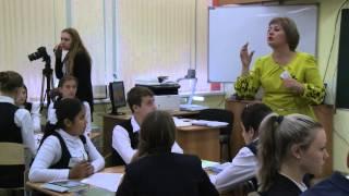 Урок литературы, Гулевская_О.Н., 2014