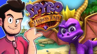 Spyro: A Hero's Tail - AntDude