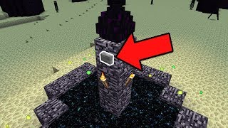 99% of Players CAN'T Find This Button in Minecraft Pocket Edition (Find The Button)