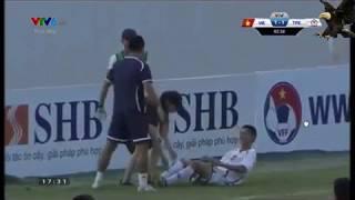 U15 Việt Nam vs U15 Đài Bắc Trung Hoa Hiệp 2 Full Giải Bóng Đá U15 Quốc Tế 2017