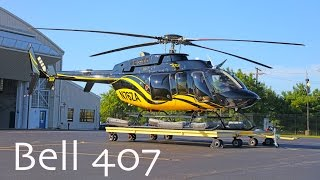 Bell 407 GX Helicopter review