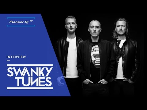 Interview with Swanky Tunes @ Pioneer DJ TV | Moscow