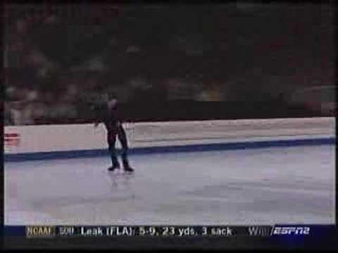 Evan Lysacek 07 Nationals LP